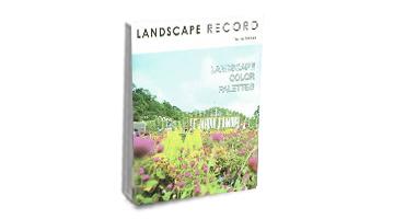 Landscape record-landscape color palettes