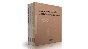 Artpower - Architecture details CAD constructions Atlas