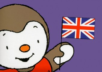 Apprendre l'anglais avec 5 livres interactifs