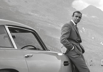 James Bond Agent pas si secret en 5 livres