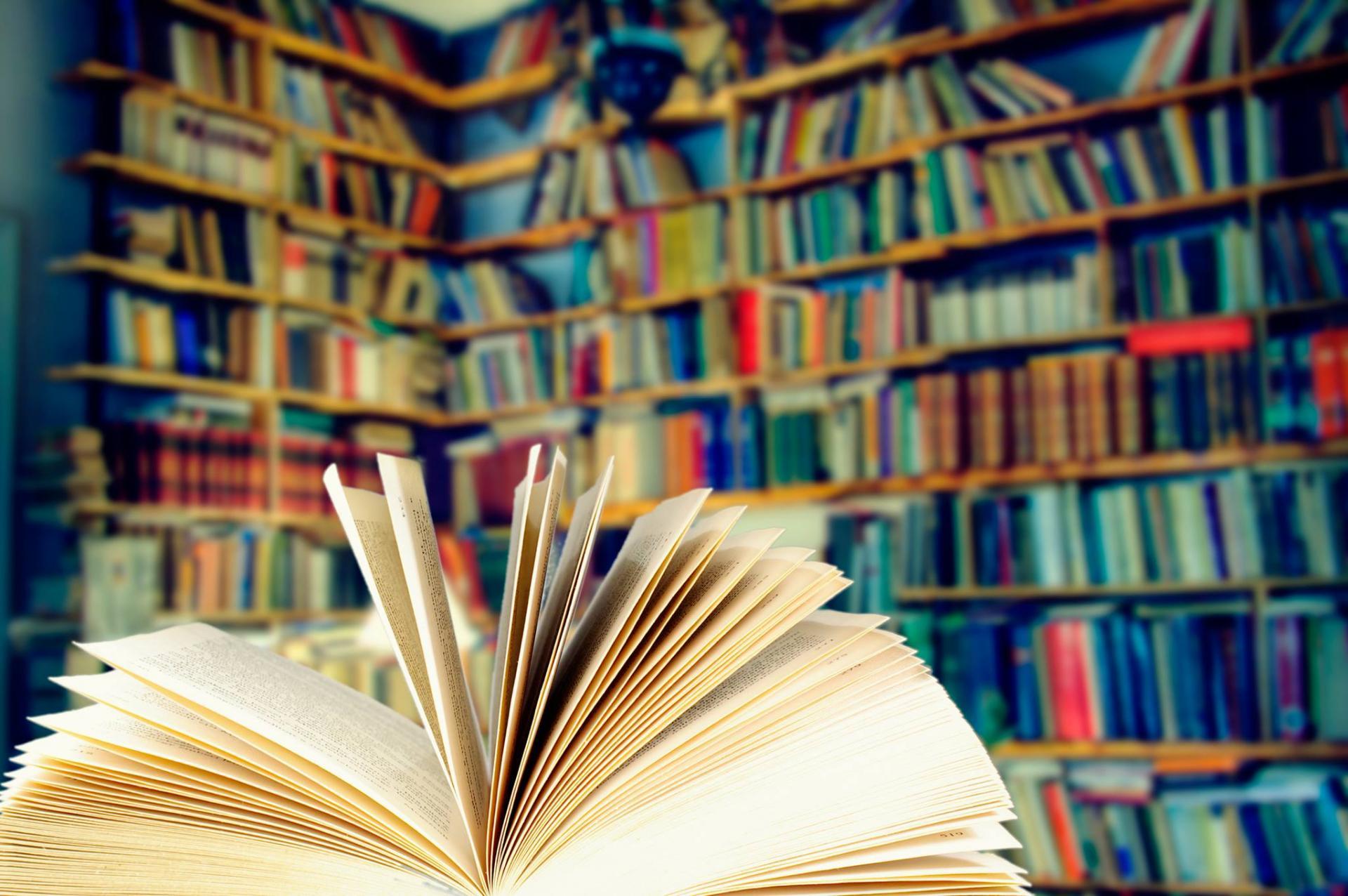 Voyage en librairie