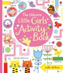 Little Girls' Activity Book