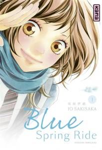 Blue spring ride t.1