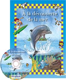 A la découverte de la mer + DVD