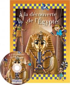 A la découverte de l'Egypte+ DVD
