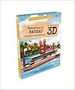 Construis le bateau 3D - L'histoire des bateaux