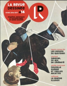 La revue dessinee n.14
